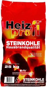 Steinkohle Hausbrand