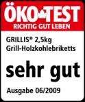 Oekotest Grillis