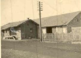 Historie - Das Firmengebäude im Jahr 1960