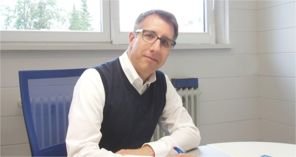 Johannes Heinritzi, Geschäftsführer von HEINRITZI Wärme & Energie