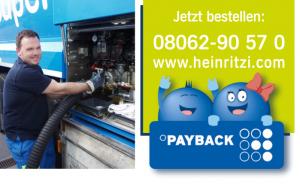 HEINRITZI Payback
