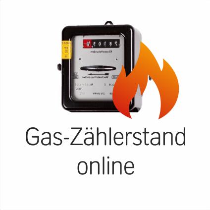 Online Zählerstand-Gas bei HEINRITZI Wärme & Energie