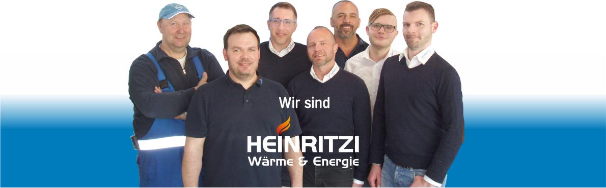 HEINRITZI Wärme & Energie - Unser Team
