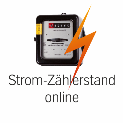 Online Zählerstand-Strom bei HEINRITZI Wärme & Energie