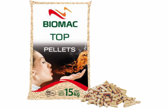 BIOMAC TopPellets