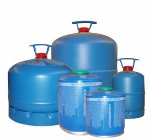Campingaz - Flüssiggas bei HEINRITZI Wärme & Energie