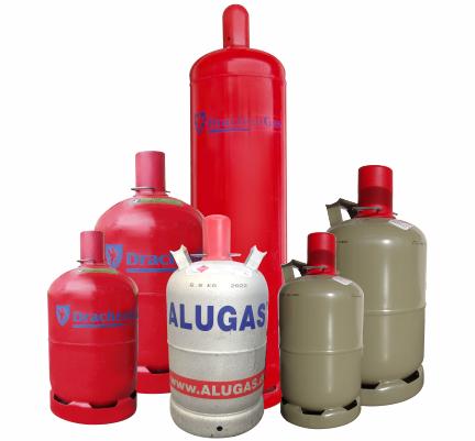 Drachengas - Flüssiggas bei HEINRITZI Wärme & Energie