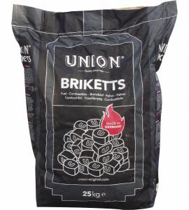 Union 3-Zoll Braunkohle