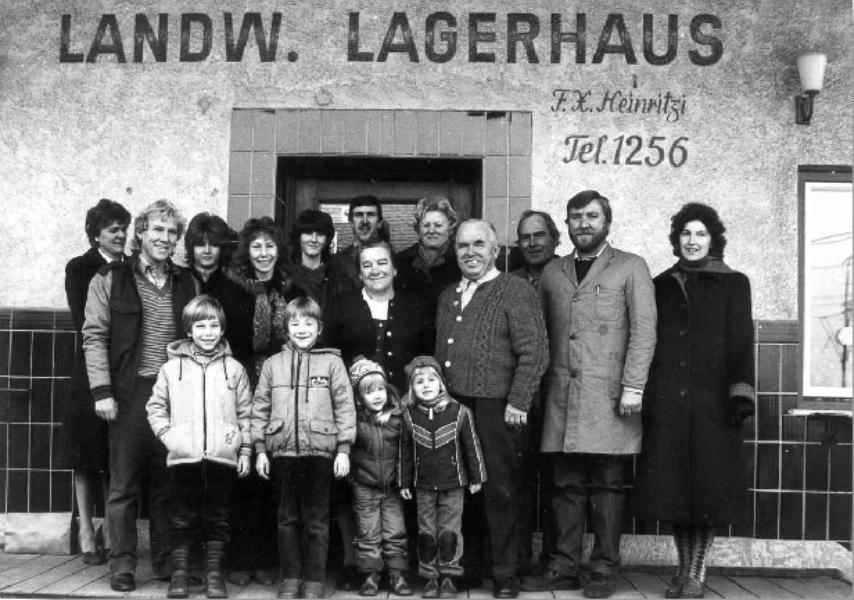 Belegschaft 1984