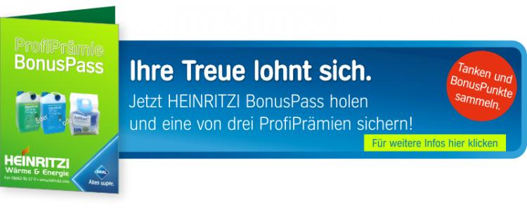 2021 Tanken Aktion BonusPass