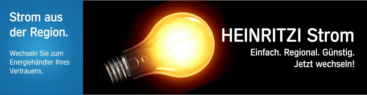 HEINRITZI Strom - kinderleicht und bequem wechseln